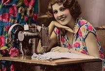 Sew - and stitch