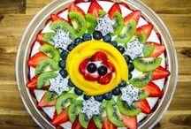 Kekse Kuchen Brot & Co. / Hier findet ihr alle Bilder zu den Kuchen, Torten, Keksen, Cupcakes und vielem mehr was ich für euch in meinen Videos gezaubert habe