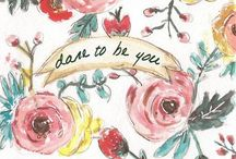 Quotes worth quoting / Quotes that make me happy:) / by Sarah