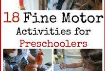 Preschool Motor Skills