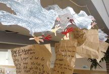 Nisserne i Ådal / I indskolingen arbejder vi med Lene Møllers bogsystem - 'Nisserne i Ådal' - der kan føre os ind i børnelitteraturens fantastiske oplevelser.