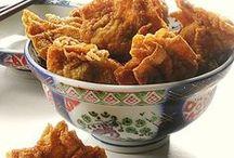 Raviolis frits ou vapeurs