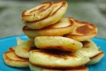 Crêpes, blinis & pancakes