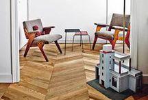 Pisos de madera / Ideas para instalación de pisos de madera #cuadradoalfombras http://cuadradoalfombras.com