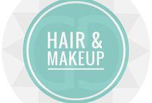 >> Inspiration || Hair & Makeup