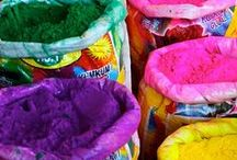 Colorsplash ~ Festivals / Beautiful colors of India, Bali & beyond! There are many wonderful festivals that are part of the culture