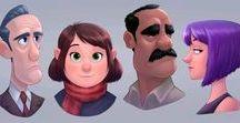 Character design/tutorials