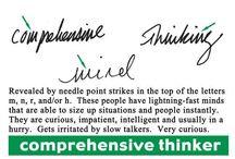 Handwriting Analysis / by Tia Jenson