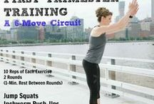 First Trimester Workouts / How to stay fit during your first 3 months of Pregnancy.