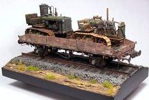 Scale model - Diorama