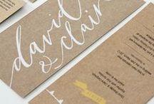 Typos & Calligraphy