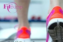 FitBump Run Club / Change up your workout with these running challenges!  Happy Running!