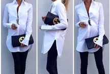 Styling the Basics / How to style classic wardrobe items during pregnancy