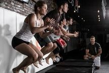 Workout Tryout / The inside scoop on some of the most popular workouts and fitness studios.
