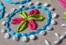 Embroidery / by El Camaleón