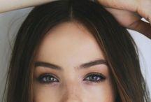 makeup / cool