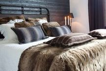 Cozy Bedroom / Bedroom Style Ideas and Accessories. Sleep Well, Live Fantastic