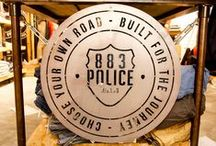 883 Police Stores / Concessions / Take a look at out new flagship store based in Bangalore