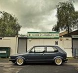 Build the perfect Mk1 / So this is the beginning, looking for inspiration, ideas to build the perfect Mk1 VW golf. Using the best parts over the 40years, but still keeping it true, this is the car for all occasions, It needs to be a every day driver, a Sunday track car.