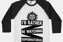 Supernatural Merchandise