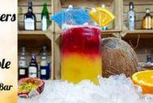 Cocktails und Drinks auf YouTube - TrinkBar / Auf TrinkBar geht es um hochwertige Cocktails und alkoholfreie Drinks als Video. Es ist der größte Cocktail  Video Blog in Deutschland.