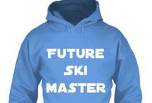 Happy Skiing Men Hoodies / I love skiing, you love skiing, everyone loves skiing. Let us all ski to the end of times and express it through fashionable hoodie ideas.