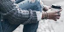 Sweater Weather / Sweater Weather | Sweater Looks + Comfy Sweaters + Loose Sweaters + Neutral Sweaters  + ChunkySweater + Oversized Sweaters