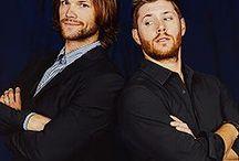 SPN - Sam&Dean/ J²
