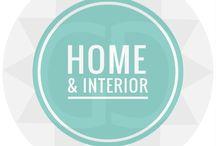 >> Inspiration || Home & Interior