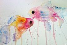 Fish  / A goldfish story !
