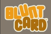 Blunt Cards / by Vera Roat