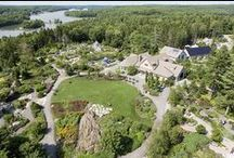 W E L C O M E / Welcome to Coastal Maine Botanical Gardens in Boothbay, Maine where we have a 270 acres of gardens and woodlands near the sea. / by Coastal Maine Botanical Gardens