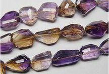 Gemstone Beads / Gemstone Beads - Natural Semiprecious Gemstone Beads Exporter & Supplier From India.  http://www.zenamart.com/index.php?categoryID=84
