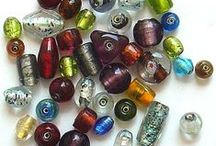 Beads - Glass Beads / We are Manufacturer & Exporter of Beads - Glass Beads and deal in Wholesale Glass Beads. We Offer Wholesale Beads at Very Competitive Prices.