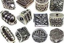 Silver Beads / Silver Beads Manufacturer & Silver Beads Exporter & Supplier From India. We deal in all type Silver Beads Including Silver Toggles Beads, Silver Clasp Beads, Silver Findings Beads, Silver S-Hooks, Alpha Beads, Cone Beads, Enamel Beads, Spacer Beads etc.