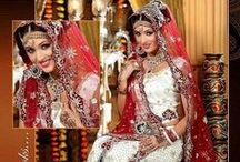 Wedding Sarees / We Offer Wedding Sarees at Very Reasonable Prices. We Have Wide Selection of Exclusive  Wedding Sarees.