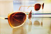 Wimbledon / Wimbledon, Not only a world famous Tennis Tournament, but fabulous eyewear too. Available from James Doyle Opticians, Wilmslow