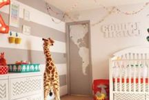 Baby Nurseries / by Shannon Carter