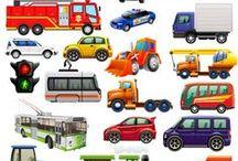 Transport / dopravné prostriedky