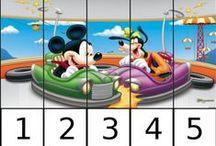 Skladačky - puzzle