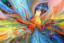 Dúha -fantázia - rainbow