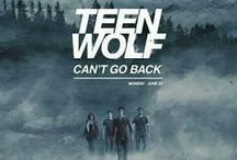 Teen Wolf... :3♥ / Teen Wolf is an American television series developed by Jeff Davis for MTV. It is loosely based on the 1985 film of the same name, and stars Tyler Posey as a teenager named Scott, who is bitten by a werewolf and must cope with how it affects his life and the lives of those closest to him.