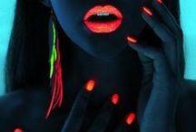 Neon things.. :3 ♥