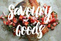 Savoury Goods