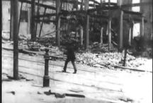 1906 San Francisco Earthquake Films / Robert K. Bonine, the Edison company's actuality cameraman, took thirteen panoramas of the devastation of the April, 1906 earthquake which were offered for sale later that year. Seven of these panorama films are part of The Sulphur Springs Collection of Pre-Nickelodeon Films, a part of the extensive moving image holdings of the G. William Jones Film and Video Collection, which is part of the Hamon Arts Library at Southern Methodist University. / by CUL Digital Collections, Southern Methodist University