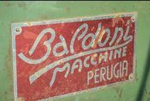 Macchinari retrò / Vintage e archeologia industriale... funzionante!