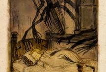 Lovecraftian, Weird, & Surreal / The weird things from our nightmares.