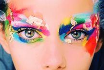 Make up....♥