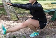 Bootcamp Ideas! / Bootcamp, body weight and weight training exercises