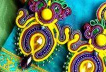 Amelia Soutache(Sutasz) / Handmade Soutache Jewellery